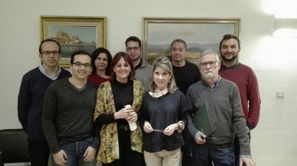 La Asociación de Periodistas de Albacete renueva su Junta Directiva