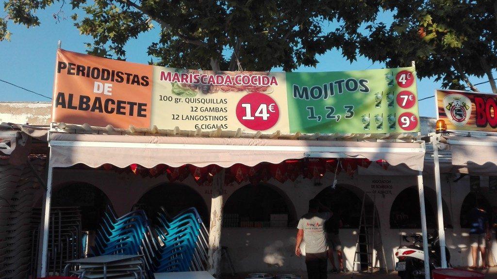 LA ASOCIACIÓN DE PERIODISTAS ESTARÁ PRESENTE EN LA FERIA DE ALBACETE