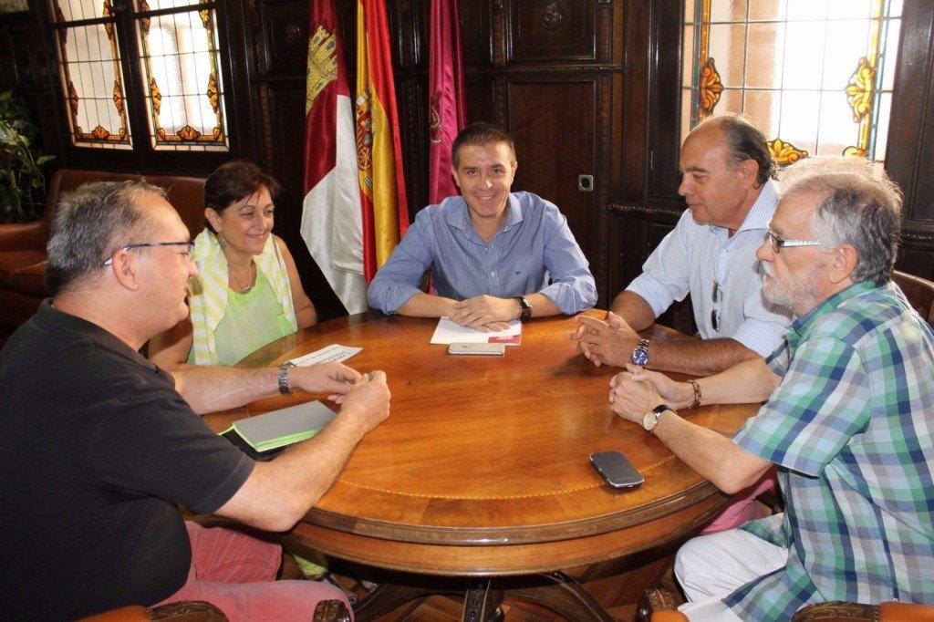 La Diputación patrocinará la II edición de los Premios de Periodismo José Sánchez de La Rosa