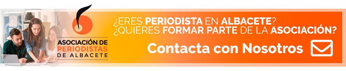 Contacta con la Asocación de Periodistas de Albacete