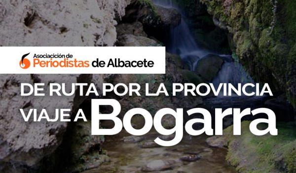 Excursión a Bogarra dentro del programa DE RUTA POR LA PROVINCIA