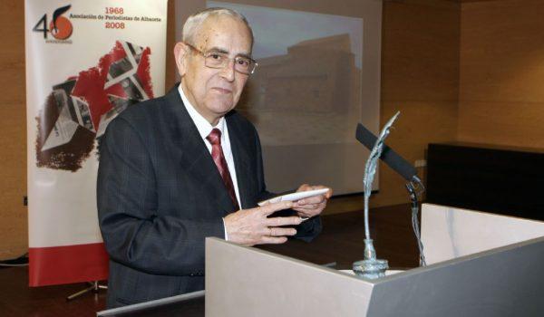 Último adiós a Demetrio Gutiérrez Alarcón, referente de la prensa albaceteña