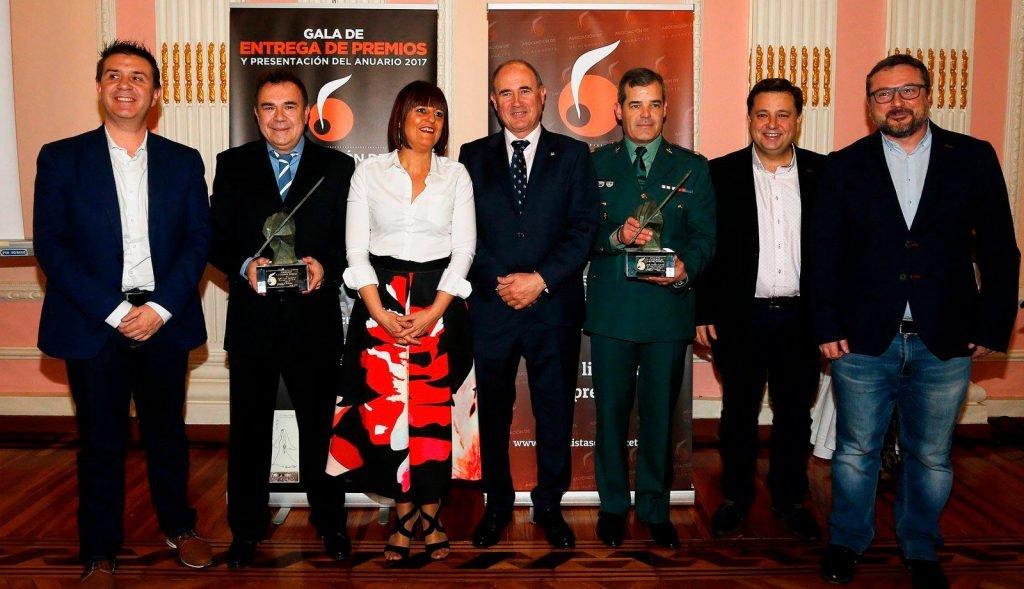 Gala de la Asociación de Prensa de Albacete
