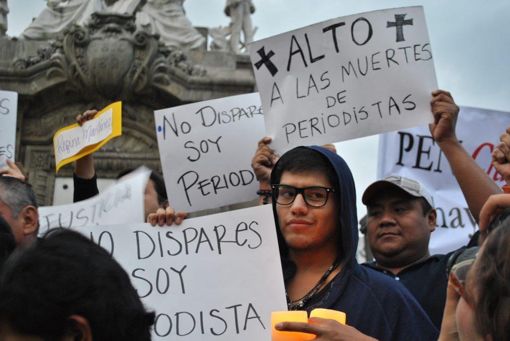 La FAPE condena los nuevos asesinatos de periodistas en México