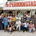 Comida de la Asociación APAB en Feria de Albacete 2018