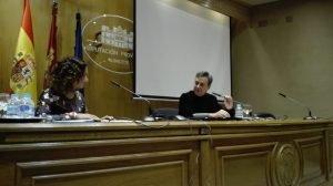 """José Ribagorda """"Fake news, una amenaza para la sociedad"""""""