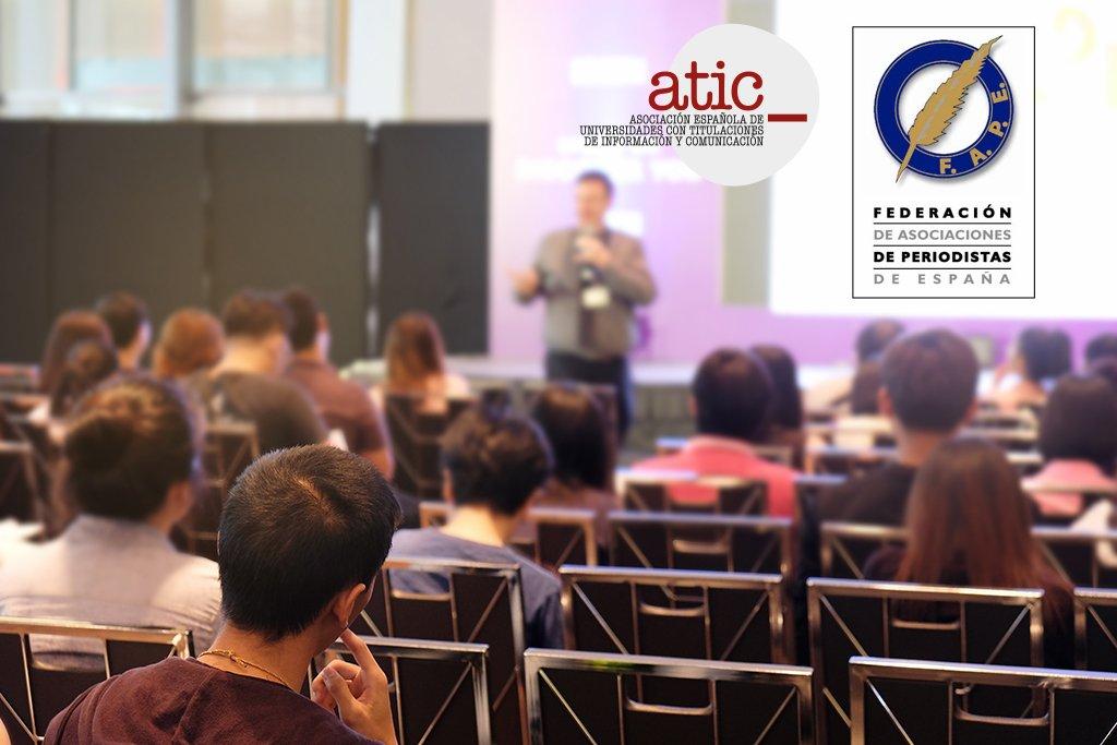 La FAPE y la ATIC buscan incluir periodismo en la ESO
