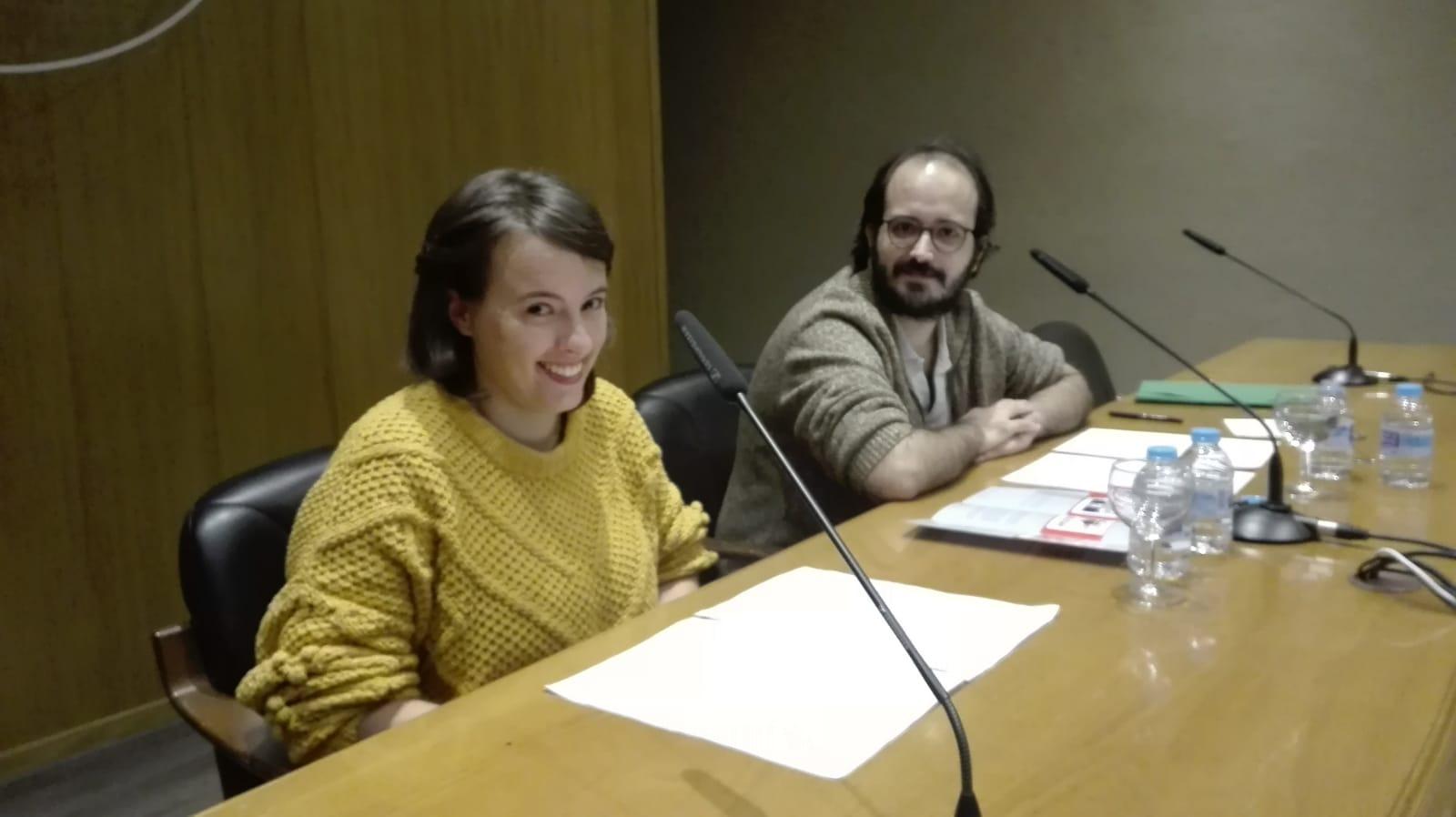 Guillermo Martínez-Vela en las Jornadas de Periodismo 2018