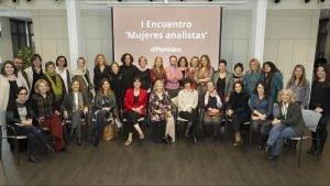 I Encuentro de Mujeres Analistas de El Periódico