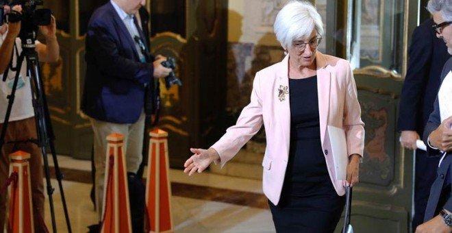 La Fiscal General del Estado, Maria José Segarra/EFE