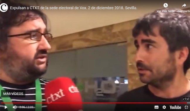 La FAPE condena el veto de VOX a La Sexta y Contexto