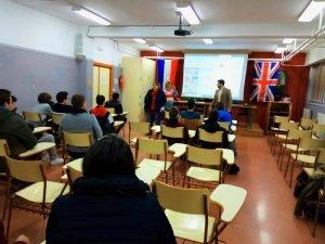"""La Asociación de Periodistas de Albacete inicia la II Edición del Proyecto """"El Periodismo en la Escuela"""""""