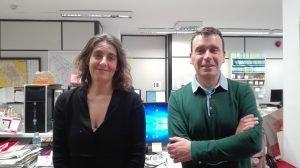 Maite Martínez y José Fidel López ganan 'ex aequo' el premio de periodismo 'Sánchez de la Rosa' 2018