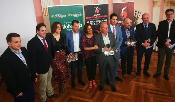 Los premiados emocionan el 50 aniversario de la APAB