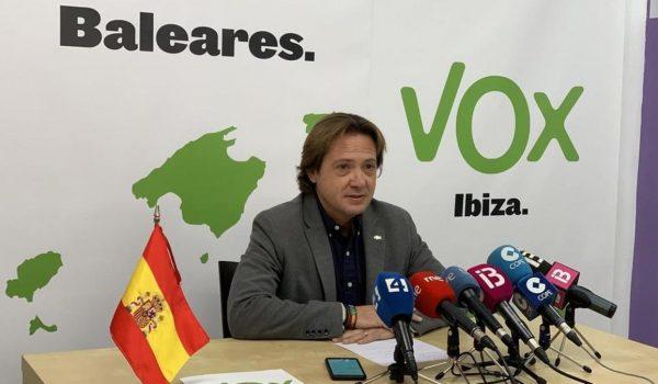 """La FAPE condena el veto de Vox a los periodistas del """"Diario de Mallorca"""""""