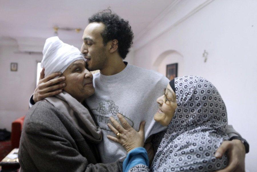 El fotoperiodista egipcio Shawkan por fin está en libertad
