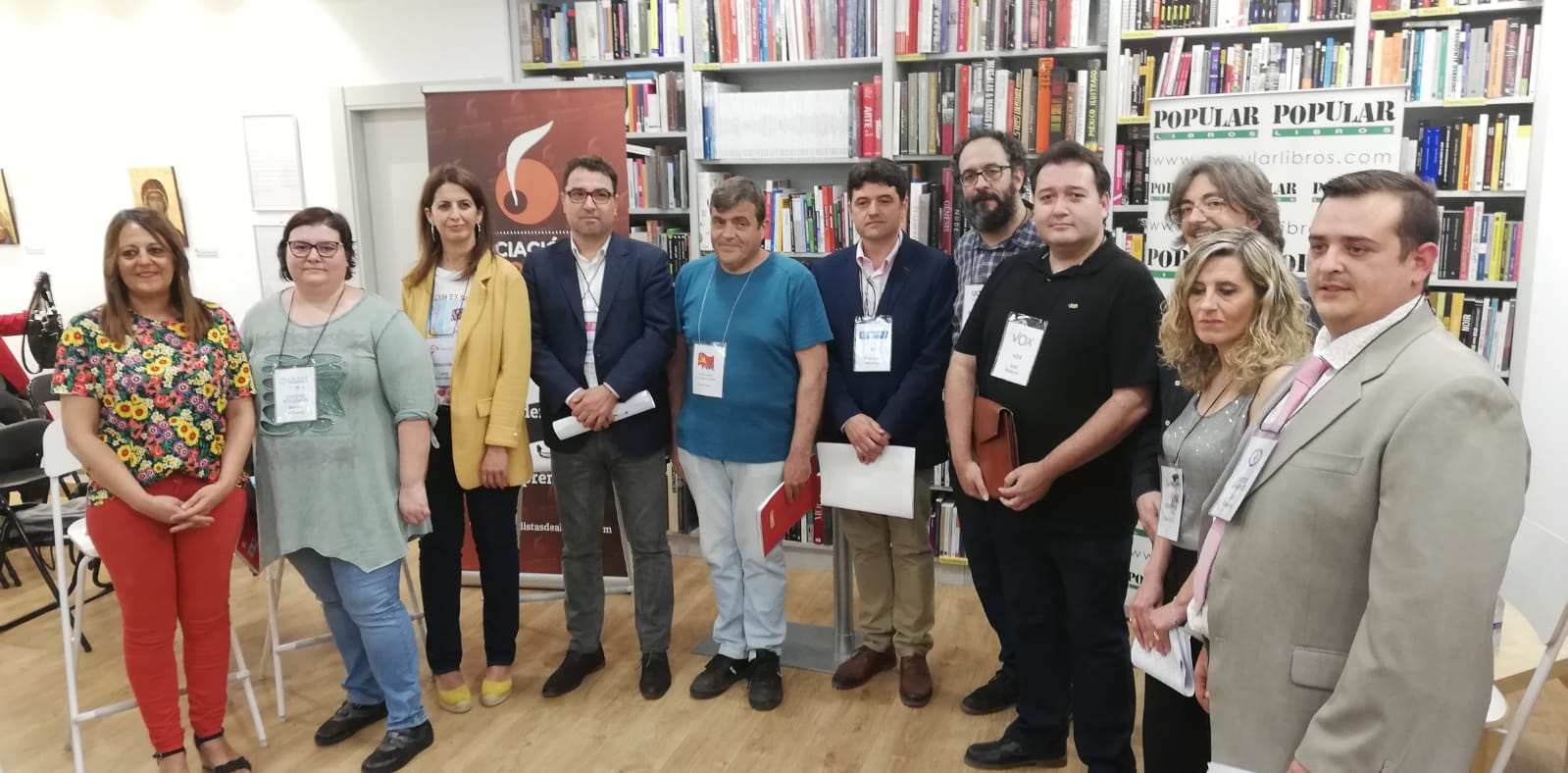 Debate monográfico sobre cultura en Albacete – Elecciones Municipales, Autonomicas y Europeas 2019