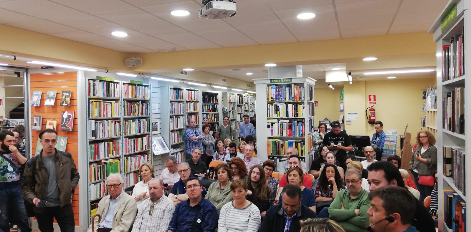 Debate sobre Cultura en Albacete - Elecciones municipales, Autonómicas y Europeas 2019