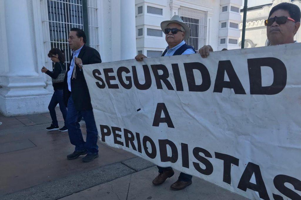 Reporteras en Guardia pide a AMLO reconocer a periodistas indígenas asesinados