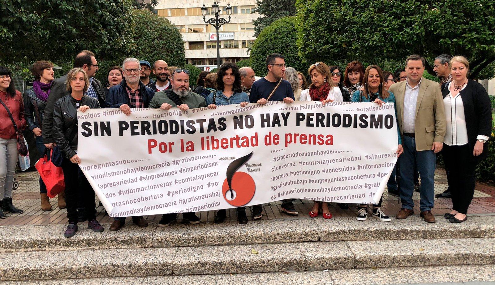 Día de la Libertad de Prensa 2019