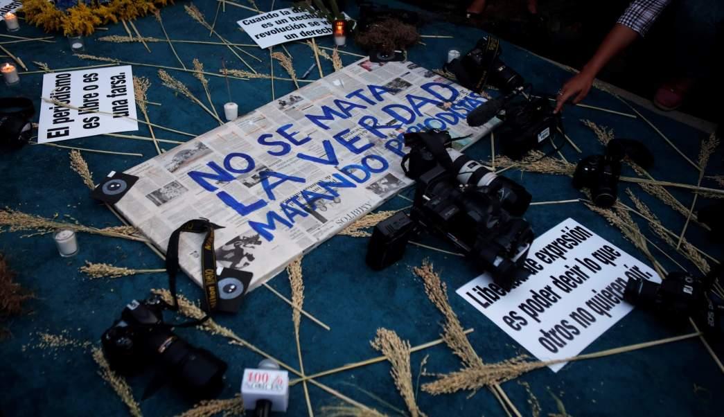 One Free Press Coalition publica lista de los diez casos más urgentes de periodistas atacados o en busca de justicia