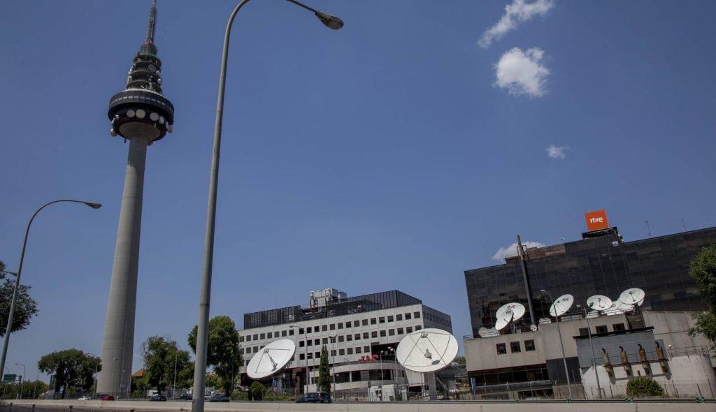 Sede de los informativos de TVE