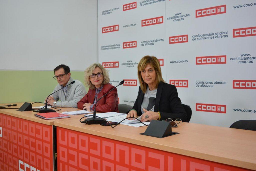 CCOO Albacete