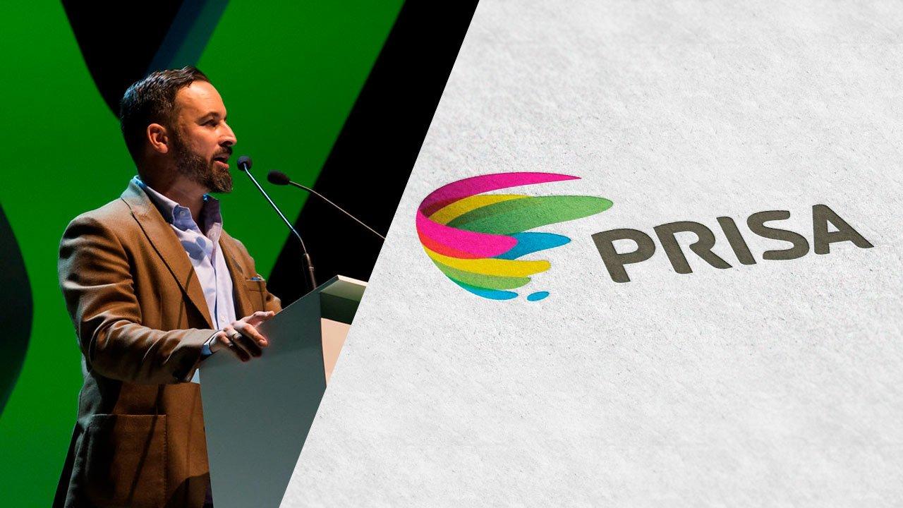 La FAPE condena el veto de Vox a periodistas del Grupo Prisa