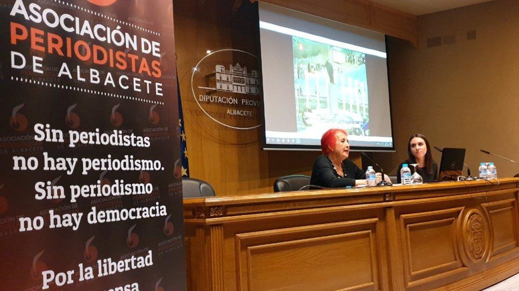 Rosa María Calaf: «La ética se está perdiendo»