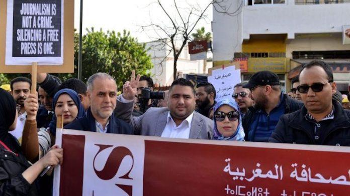 Penas firmes para periodistas marroquíes por violar el 'secreto profesional'