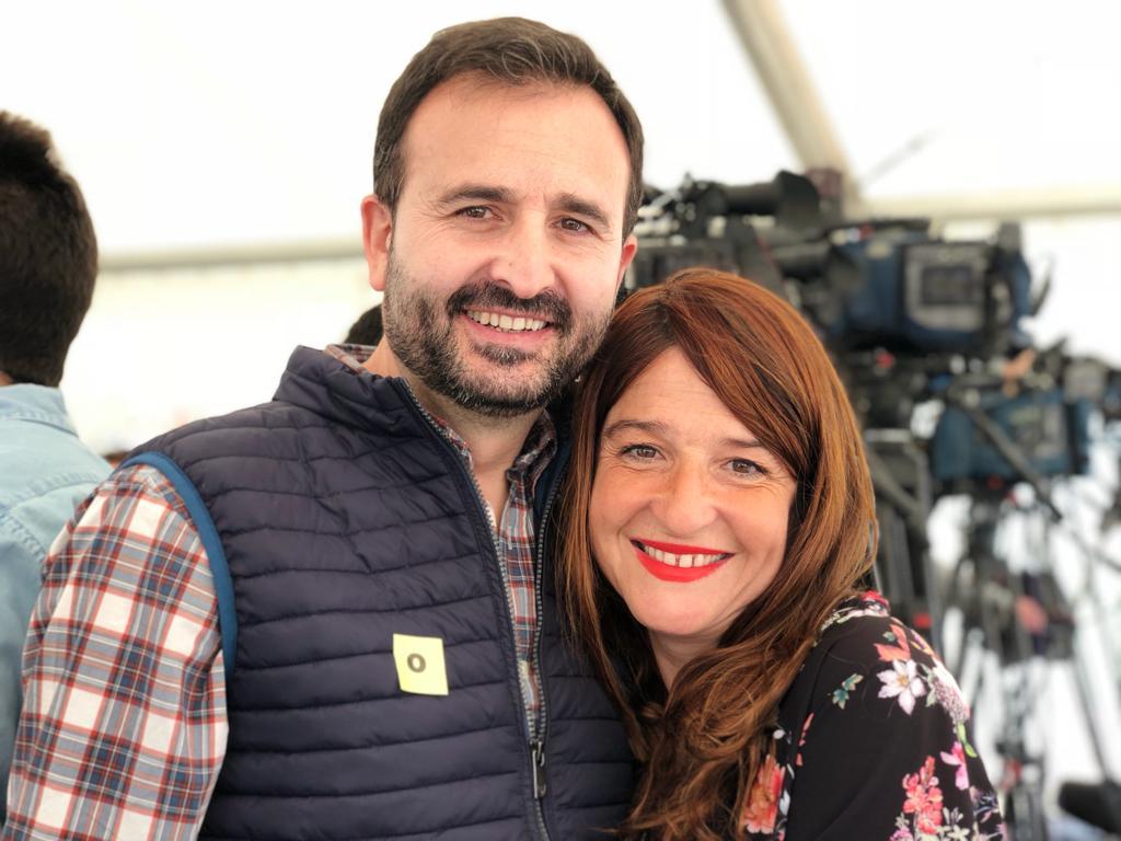 Amparo de Aguilar y Vicente Núñez obtienen el VI Premio de Periodismo 'Sánchez de la Rosa'