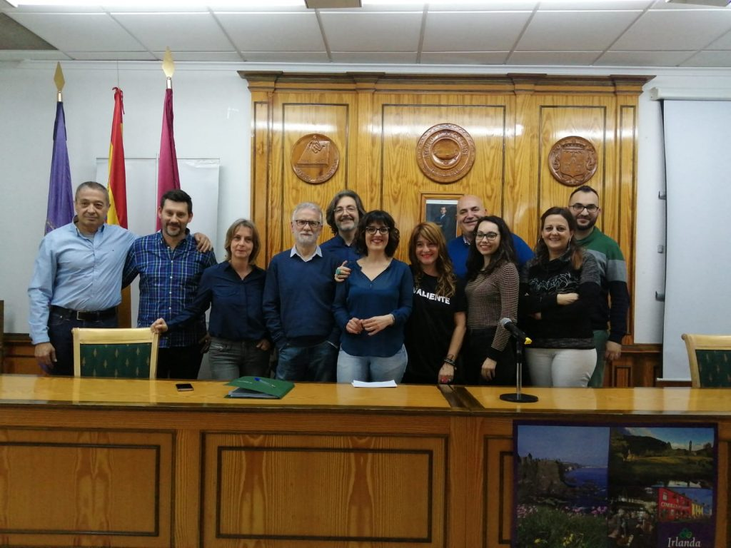 Los periodistas de Albacete renuevan su Junta Directiva
