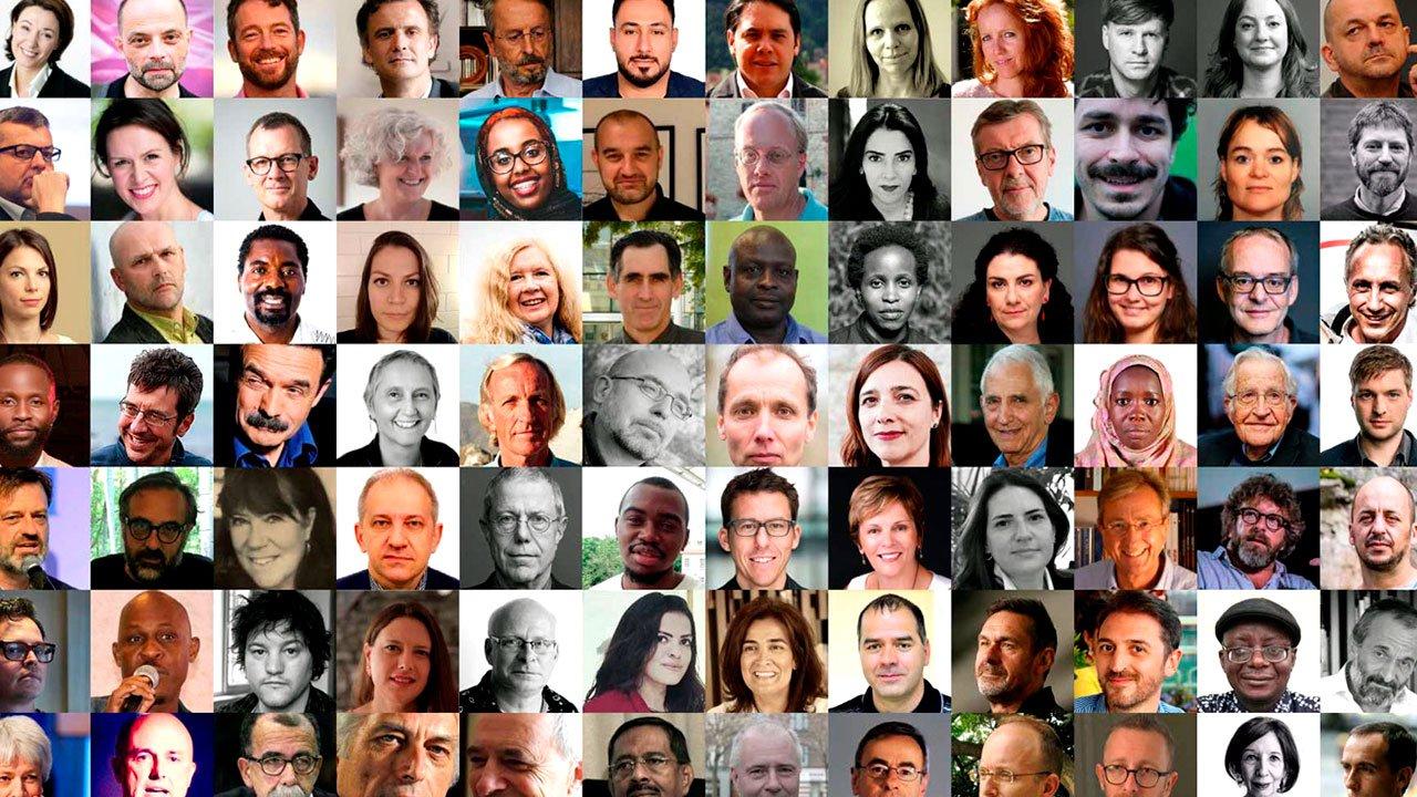 'Público' participa en el vídeo por Assange de la campaña mundial que ya reúne a más de 1.300 periodistas