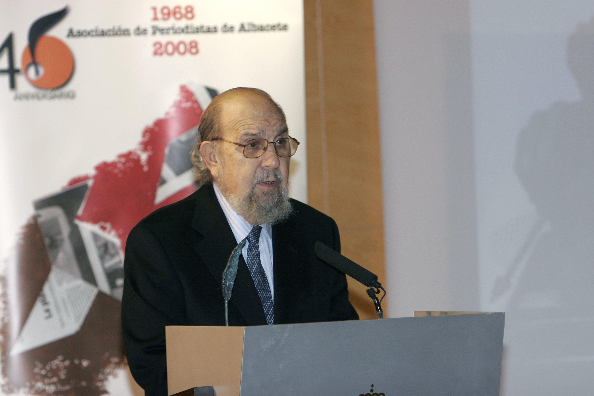 La APAB lamenta el fallecimiento de Eduardo Cantos