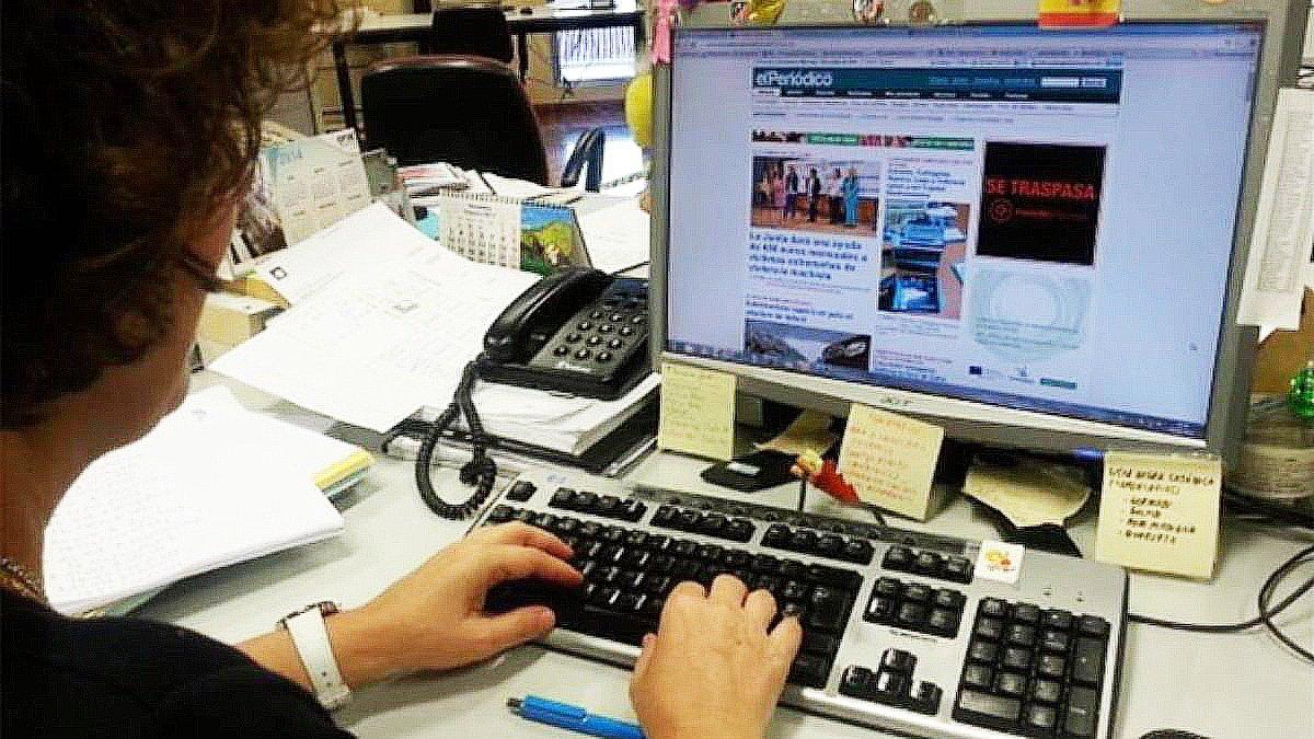 El tráfico de los digitales se dispara más de un 30% en marzo por el efecto coronavirus