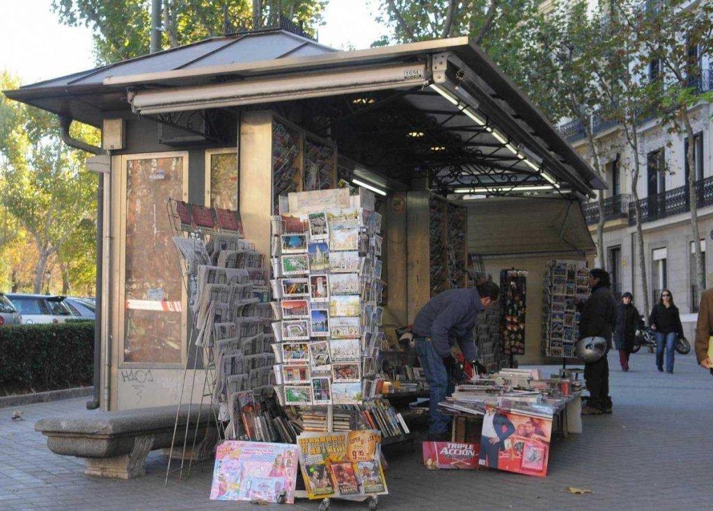 Correos reanuda el servicio de distribución de prensa y revistas en España