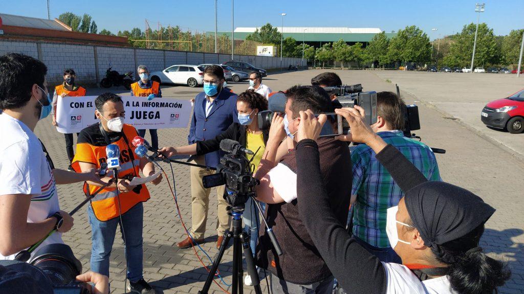 El CSD aumentará el número de fotógrafos en los partidos de fútbol