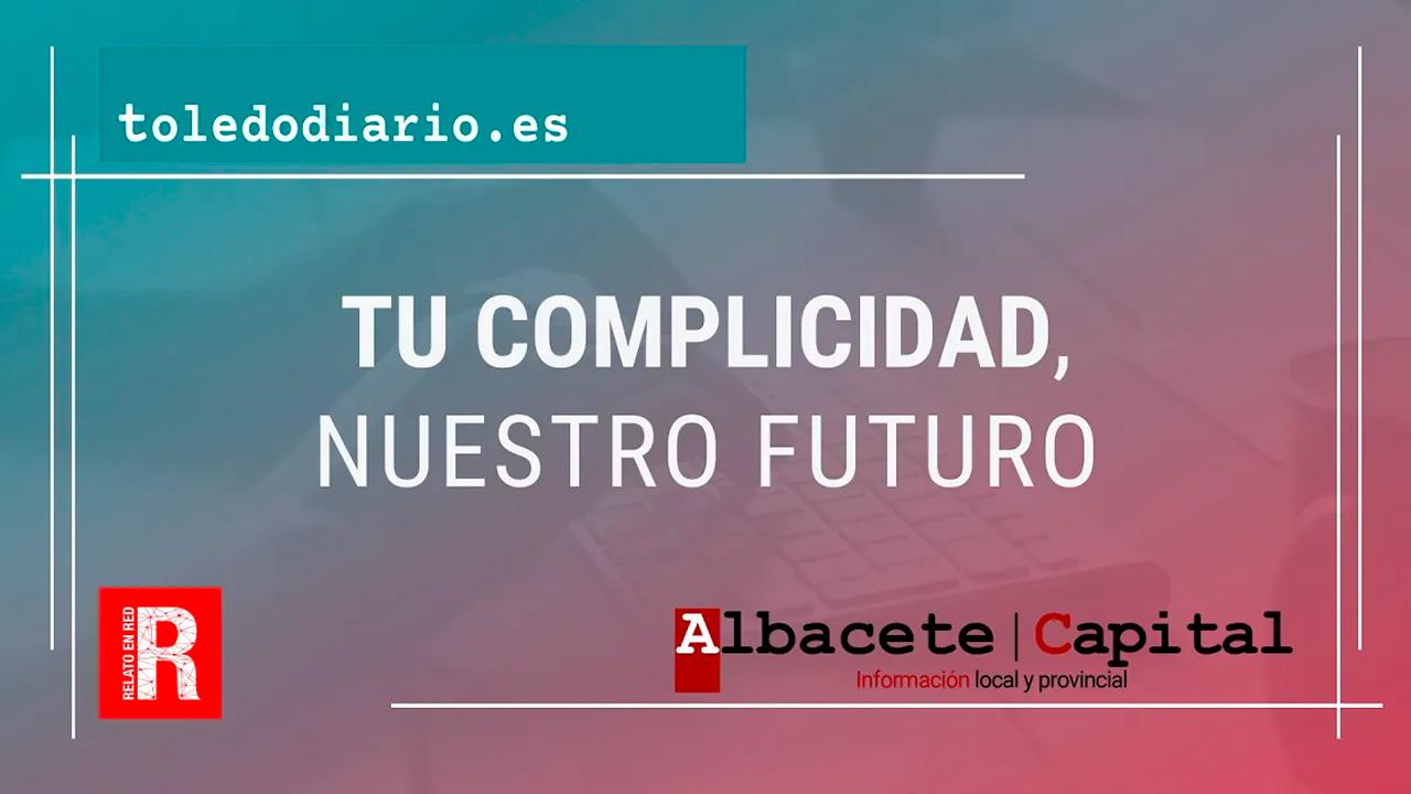 Toledodiario.es y Albacete Capital lanzan la campaña de crowdfunding 'Apoya el periodismo local'
