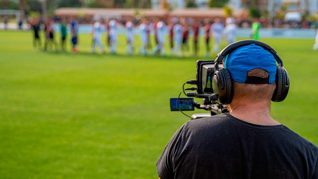 La Liga dificulta el trabajo de los fotoperiodistas