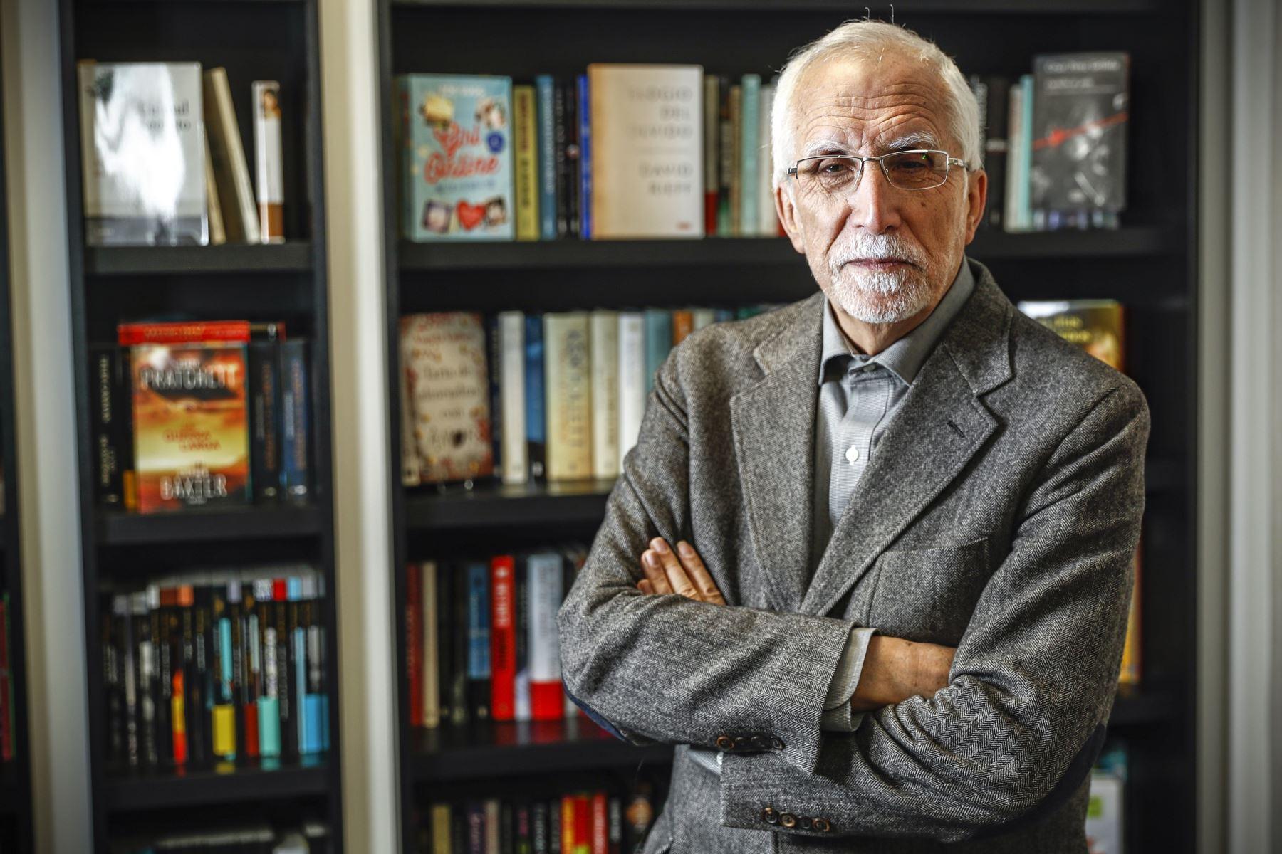 Luis Mateo Díez, Premio Nacional de las Letras Españolas 2020