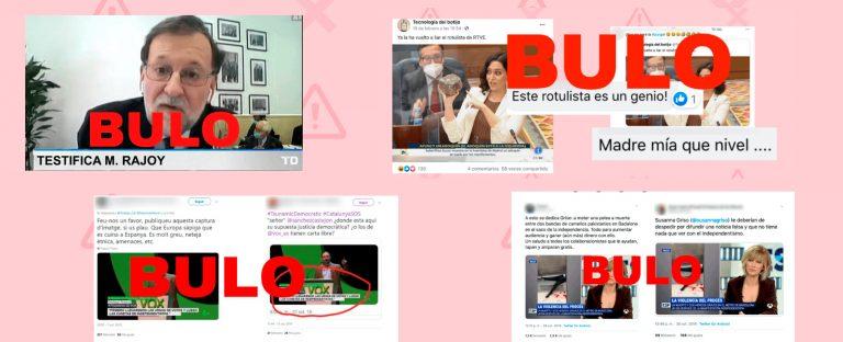 Cómo te la intentan colar con rótulos falsos que suplantan a medios de comunicación