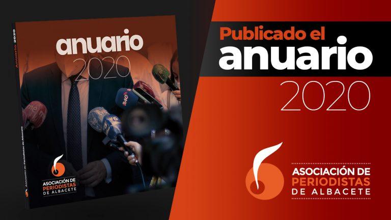 la Asociación de Periodistas de Albacete publica su Anuario 2020