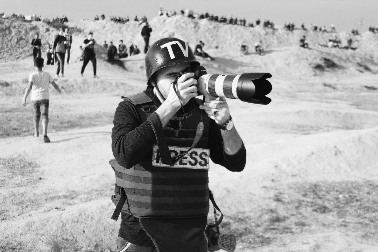 La FAPE se une a la FIP para la adopción de medidas urgentes contra los ataques a periodistas en Gaza