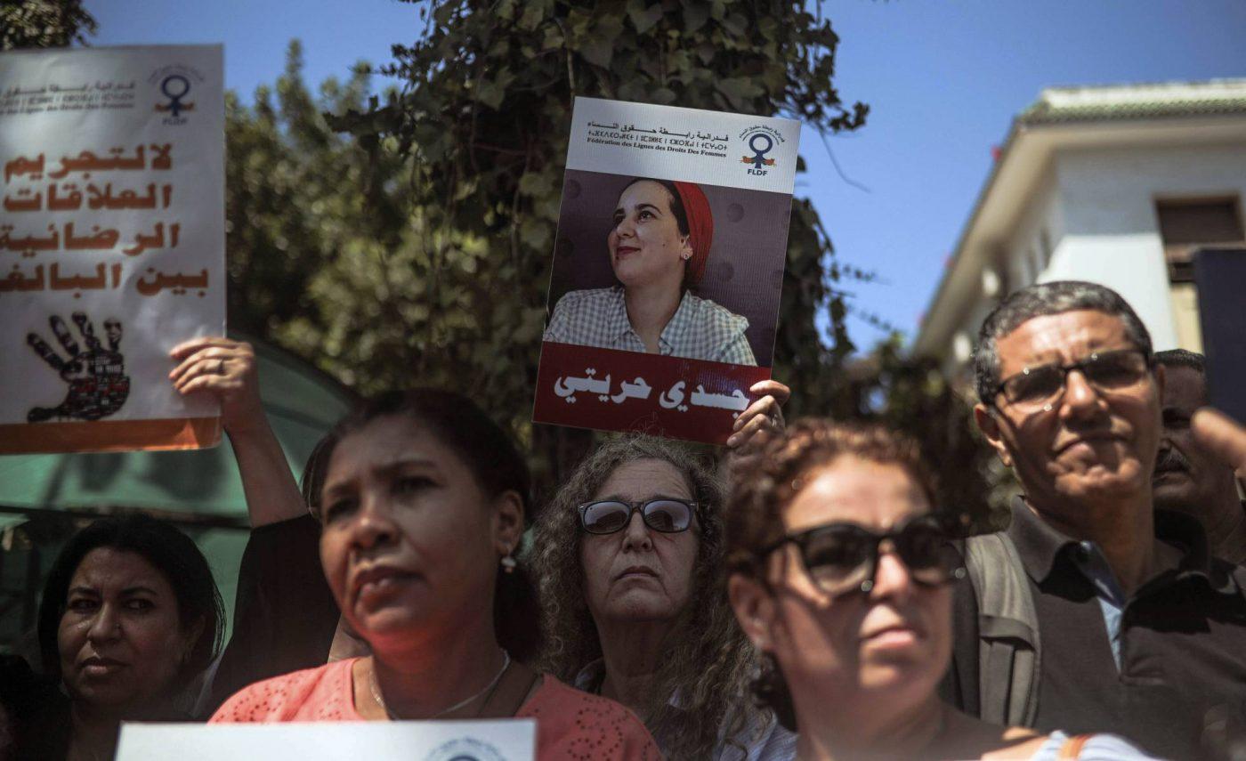 La periodista marroquí presa por abortar ha sido condenada a un año de cárcel
