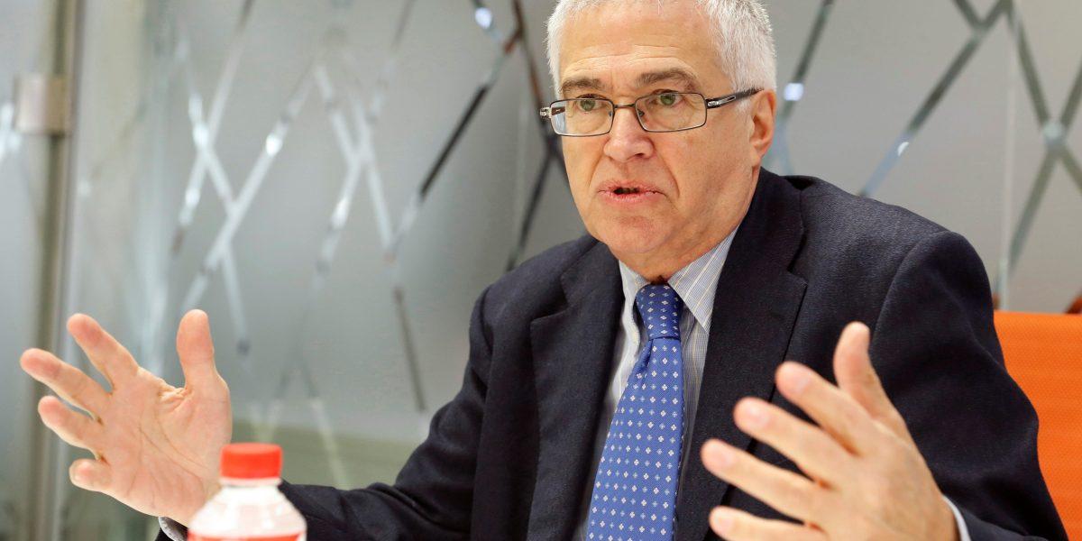 El presidente de la Federación de Asociaciones de Periodistas de España (FAPE), Nemesio Rodríguez
