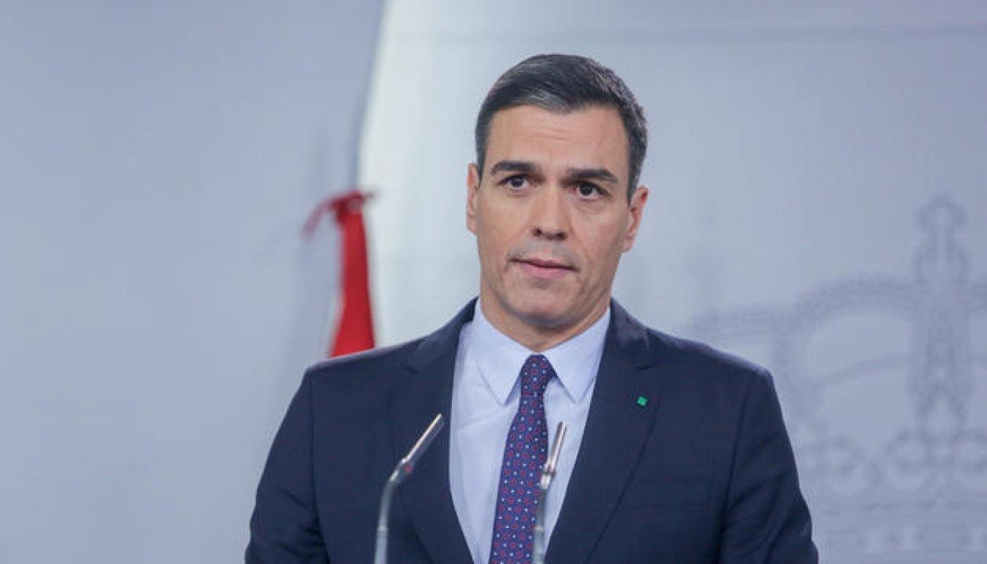 El presidente del Gobierno en funciones, Pedro Sánchez. EP